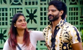 Fun and romance in Bigg Boss 4 as Shivani becomes Balaji's servant!