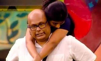 Suresh Chakravarthy wins hearts by his sacrifice for Gabriella