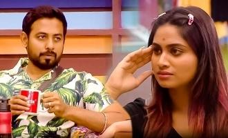 Bigg Boss 4 Aari's strong, sensible question to Shivani Narayanan!