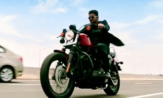 Thalapathy Vijay's breathtaking bike stunt rocks the internet