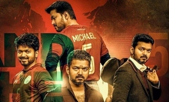 Vijay's BIGIL: Exclusive detail inside