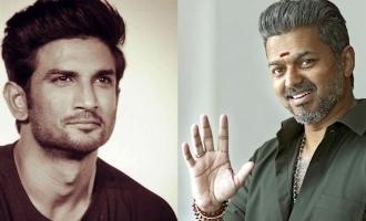 Sushant Singh Rajput inspired Vijay's Bigil Rayappan role!