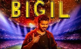 'Bigil' Live Audience Response