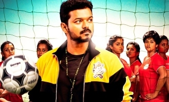 thalapathy vijay bigil release date october 25 atlee ags entertainment
