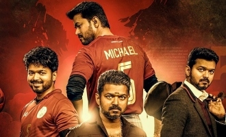 Top Malayalam actor bags Vijay's Bigil rights!