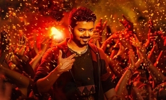 'Bigil' UK theatre list