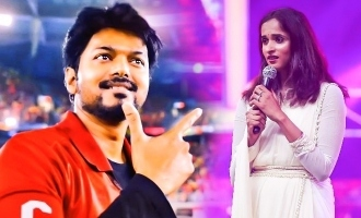 Breaking update from Vijay's Bigil producer!