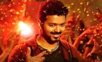 Bigil becomes the first Tamil movie to achieve this!