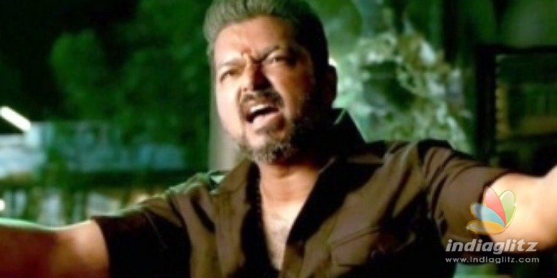 Awesome Video reaction of football players to Bigil trailer