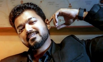 Record breaking digital and satellite deal for Vijay's Bigil!