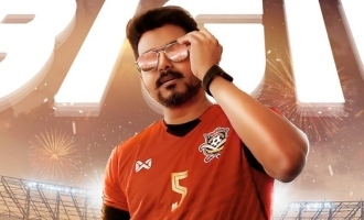 Is this the runtime of Vijay's Bigil?