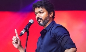 Thalapathy Vijay targeted by new group before 'Bigil' release