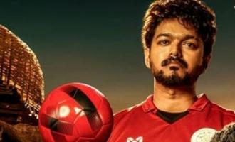 Thalapathy Vijay's 'Bigil' twin updates