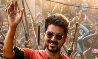 Thalapathy Vijay's unforgettable gift to 'Bigil' costar