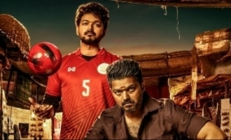 Protest against 'Bigil' movie by tearing posters