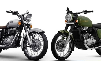 BIKE WARS - Royal Enfield Classic 350 vs Jawa 42