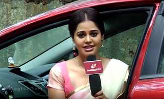 Bindu Madhavi shares about 'Savale Samaali'