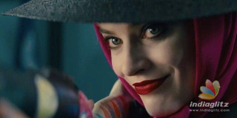 Margot Robbie returns as Harley Quinn in the kickass new Birds of Prey trailer