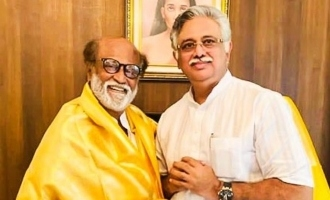 BJP dismiss Arjuna Moorthiy who appointed by Rajinikanth in his party