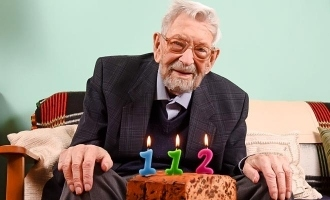 World's oldest man dies at the age of 112!