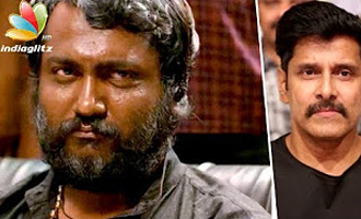 Bobby Simha to play the Villain role in Vikram's Saamy 2