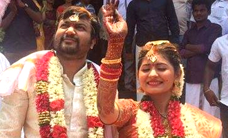 Bobby Simha and Reshmi Menon marriage