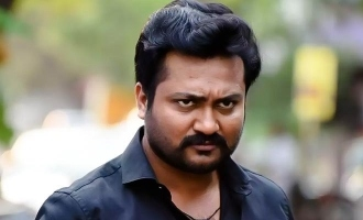 Bobby Simha's action thriller gets a classic song reference!