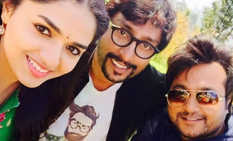 Bobby Simha & Sunaina join Jiiva and Kajal Agarwal