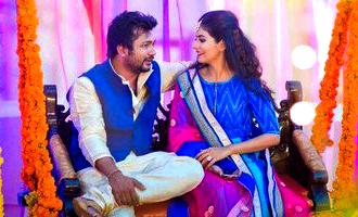 Bobby Simha and Reshmi Menon enter the Conjugal Bliss