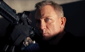 James Bond 007 'No Time To Die' first trailer is here