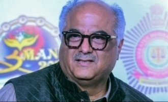 Boney Kapoor says he feels like crying due to troubles faced with upcoming project