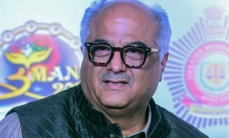 Boney Kapoor is on the verge of depression for Maidhaan movie