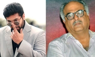 Boney Kapoor get Hindi remake rights of Comali