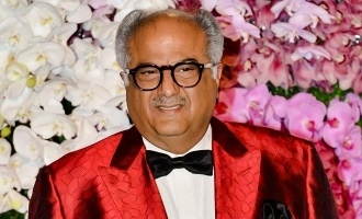 Valimai producer Boney Kapoor plans his next Tamil movie?