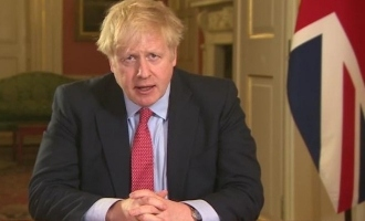 Breaking! British Prime Minister Boris Johnson tests positive for coronavirus