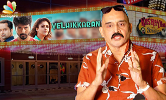 Velaikkaran Movie Review : Kashayam with Bosskey