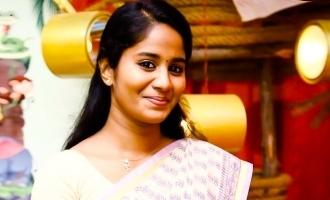 நீங்க வேற லெவல் பவி டீச்சர்: 'தளபதி 64' நடிகைக்கு குவியும் வாழ்த்துக்கள்