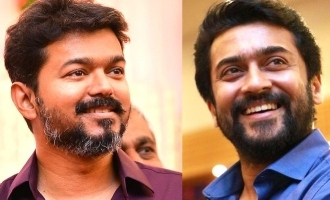 Down to earth, Gentleman - Popular choreographer praises Vijay and Suriya!