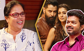 Vijay's Challenge & Vikram - Nayanthara's Troll - Brinda Master Interview