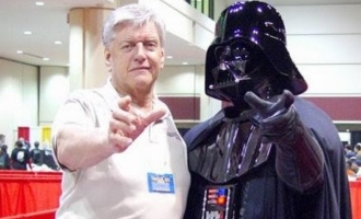 Bruce Prowse who played deadly Star Wars villain Darth Vader passes away