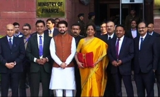 தனியாருக்கு விற்கப்படும் LIC,IDBI பங்குகள்.. குறையும் தனிநபர் வருமான வரி..! மத்திய பட்ஜெட் 2020.