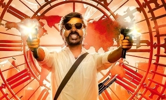 Exciting Diwali update from Dhanush's Jagame Thanthiram!