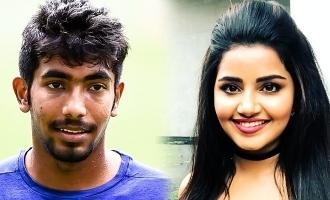Anupama opens up on relationship with Bumrah