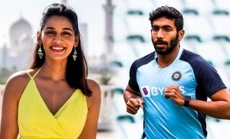 Sanjana's tweet on Jasprit Bumrah goes viral amid wedding rumours