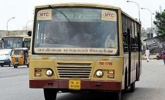 50 பயணிகளை காப்பாற்றி உயிர்த்தியாகம் செய்த சென்னை பேருந்து ஓட்டுனர்