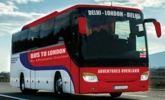 World longest bus route connecting New Delhi and London to launch next year