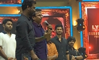 Murugadoss emotional speech at Darbar Audio launch
