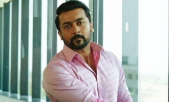 WOW! Suriya's new movie gets a veteran superstar on board