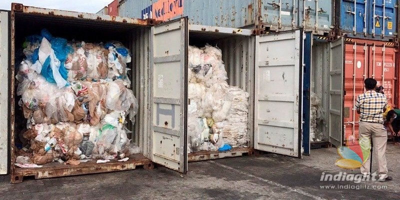 Cambodia decides to send back US and Canadas plastic waste shipments