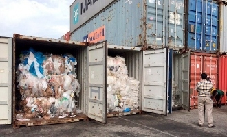 Cambodia decides to send back US and Canada's plastic waste shipments
